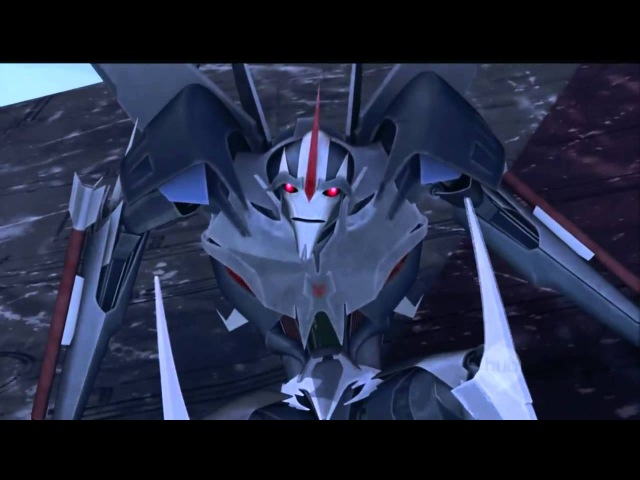 TFP Megatron comes for Starscream