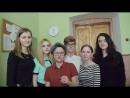 Привітання з 8 березня_11 клас_СШ ОРТ №41_2017 рік