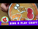 Let's Make a Pizza   Sing and Play Craft   Maple Leaf Learning Playhouse