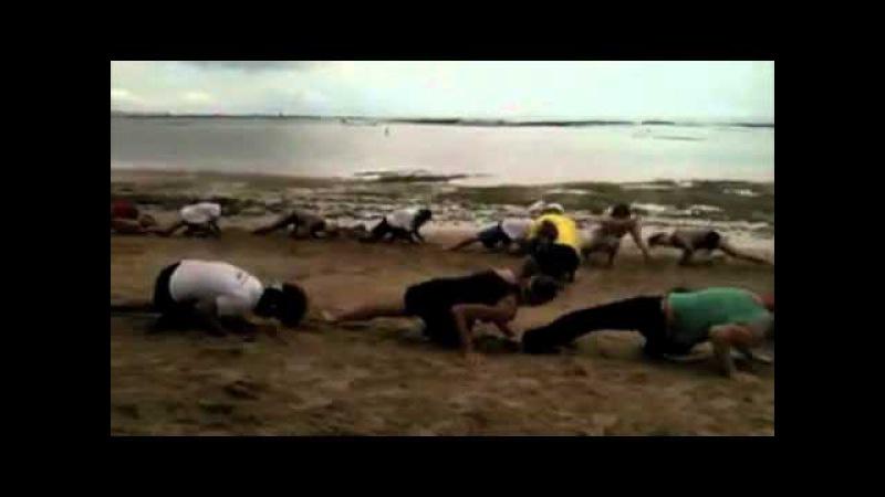 1 Festival International Angoleiros do Mar - Brasil -2011