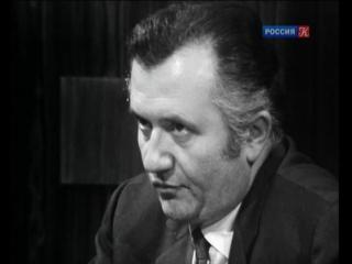 Расследования комиссара Мегрэ (серия 1, часть 2) (Les enquêtes du commissaire Maigret, 1967), режиссер Клод Барма