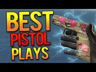 BEST PISTOL ROUND PLAYS THAT HAVE HAPPENED IN CSGO TO THIS DATE