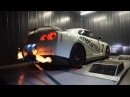 Shiftech tuned 582PS Nissan GT R R35 w Armytrix Performance Valvetronic Exhaust on Dyno