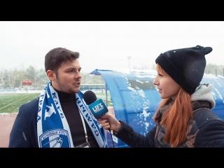 Репортаж LIFT TV. ФК Калуга - ФК Витязь (Подольск)