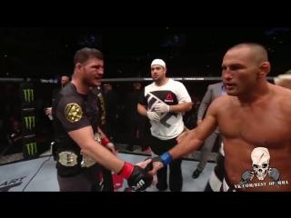 UFC 204: Послематчевое интервью Майкла Биспинга и Дэна Хендерсона
