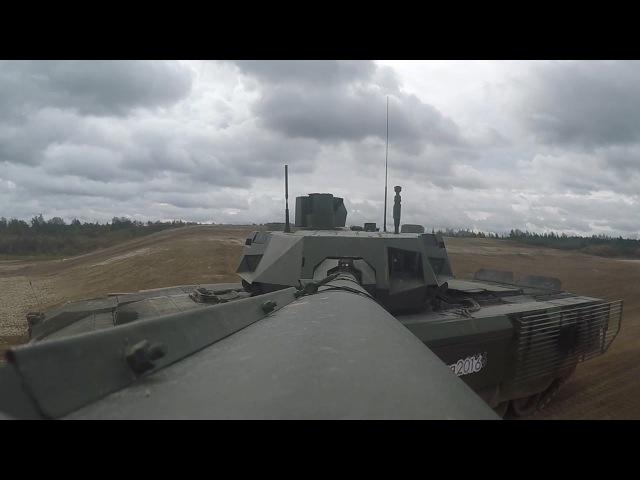 День танкиста Cамые зрелищные и редкие кадры из новейшей истории танковых войск