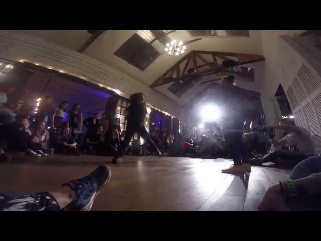 Dancehall Battle JuliYago win feat Nyuta Big Up Production Anniversary 2015
