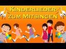 Kinderlieder zum Mitsingen Kinderlieder deutsch Video Mix German kids songs