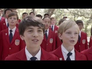 Homeward Bound — BYU Vocal Point ft. The All-American Boys Chorus