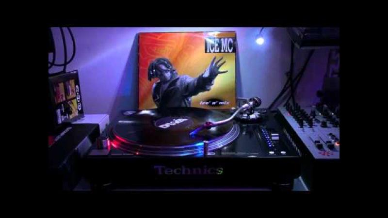 ICE MC - Megamix (Robyx Meg-A-Mix) - 1995