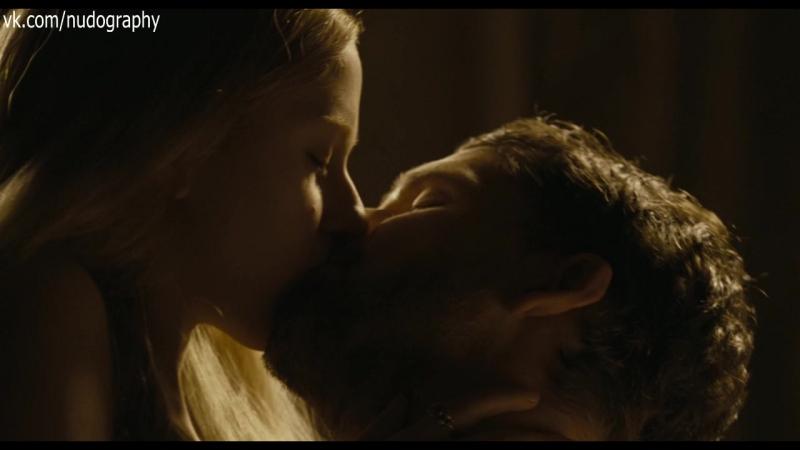 Скарлетт Йоханссон Scarlett Johansson в фильме Еще одна из рода Болейн The Other Boleyn Girl 2008 Джастин Чадвик