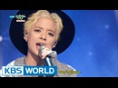 Amber - Beautiful / SHAKE THAT BRASS Music Bank Solo Debut / 2015.02.13