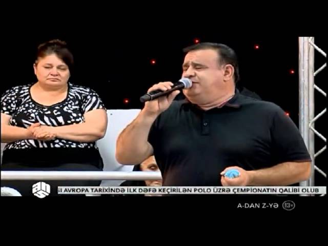 Tacir Sahmalioglu Qardas mugami Derdliyem A dan Z ye verlisi 12 09 2015