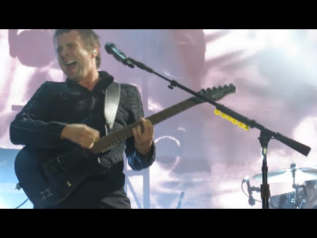 Muse The Handler Live in Musilac Aix les Bains France juillet 2015 TODShow
