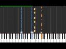 Deadmau5 - Strobe - Evan Duffy Version (piano tutorial)