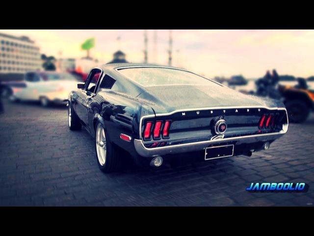 BULLITT 1968 Ford Mustang GT 390 Fastback Bullitt incredible V8 sound