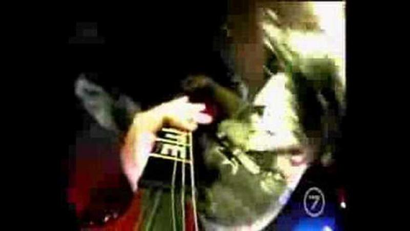 Slipknot's Mick Thomson Live Awesome Guitar Cam
