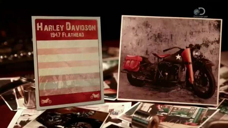 Discovery Мотореставрация 3 Philly Throttle 2013