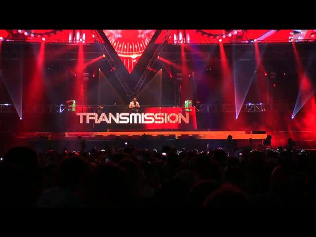 Arnej Live @ Transmission 2013: The Machine Of Transformation