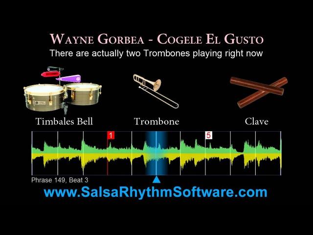 Cogele El Gusto by Wayne Gorbea - Salsa Rhythm Timing (HD)