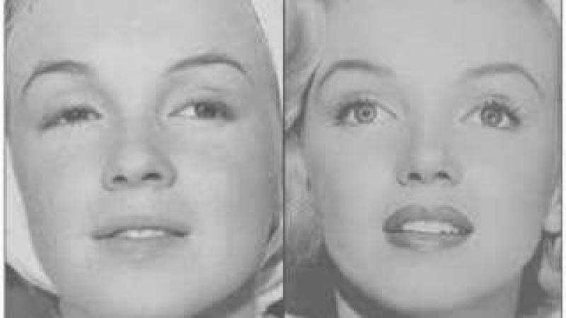 Norma Jeane Mortenson Marilyn