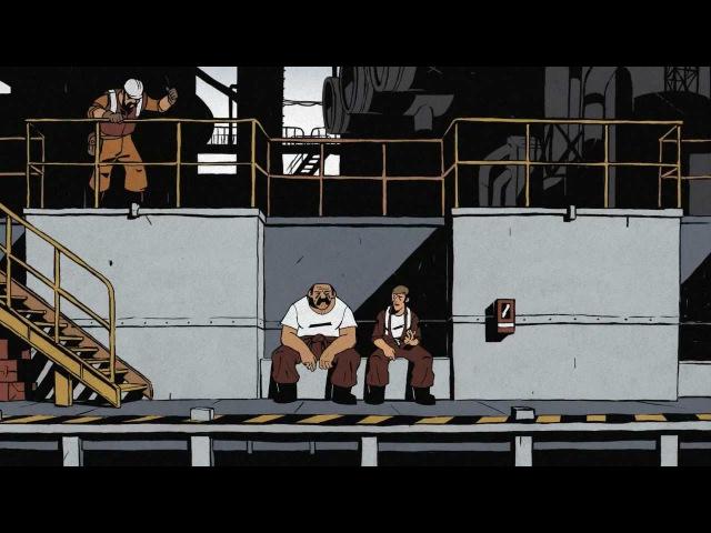Les chiens isolés - Animation Short Film 2011 - GOBELINS