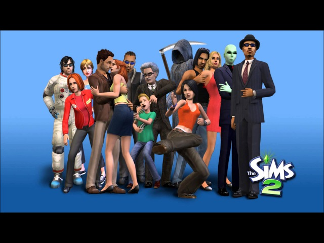 The Sims 2 - Complete Soundtrack