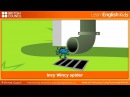 Incy Wincy spider Nursery Rhymes Kids Songs LearnEnglish Kids British Council