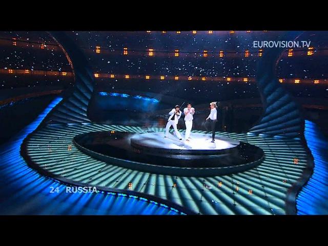 Dima Bilan Believe Russia 2008 Eurovision Song Contest Winner
