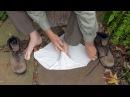 Footwear for Hiking Camping sneakers, boots, puttees, gaiters, socks footwraps