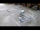 Heavy lift quadcopter