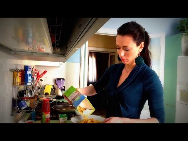 Cook Vlog Penne di kamut con sughetto della Nonna Maria in 10 minuti