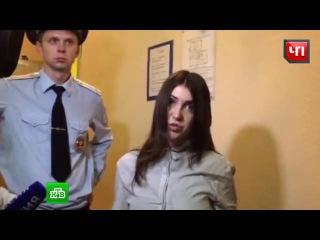Суд арестовал участницу скандальных гонок на Гелике