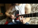 Токката и Фуги Баха гитара