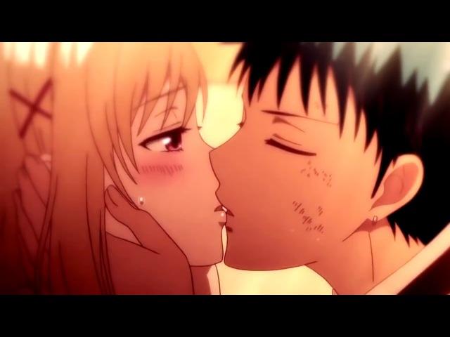 Аниме клип про любовь Давай убежим туда где не будет никого