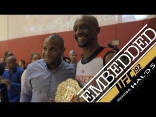 UFC® 192: Видеоблог - Эпизод 4