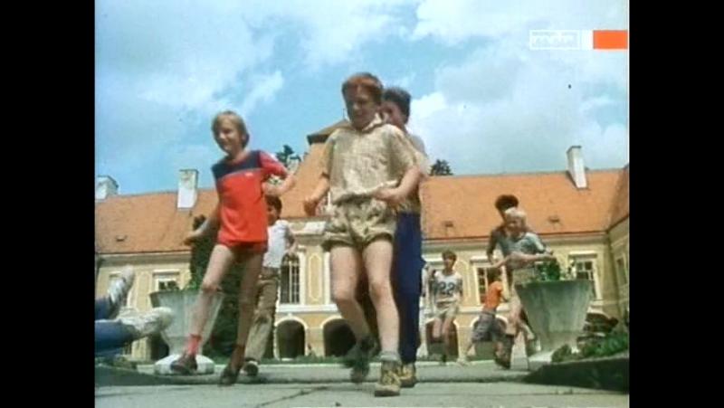 Каникулы Пипо / Materske znamienko (1985) Чехословакия Серия - 2