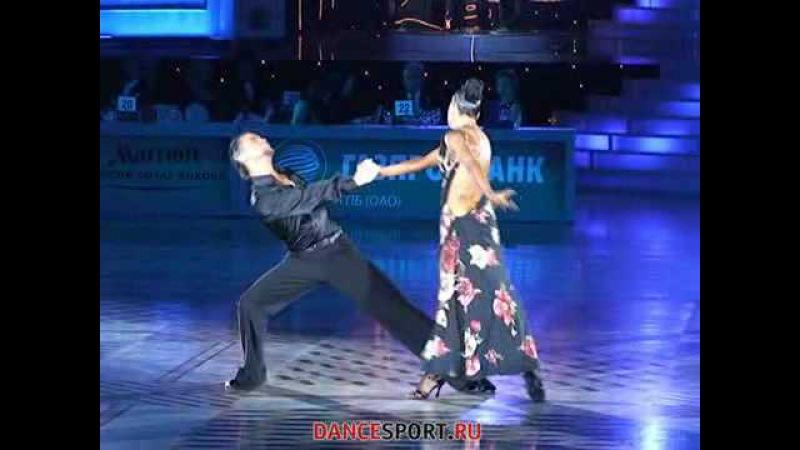 Justinas Duknauskas - Ekaterina Lapaeva , Rumba Show