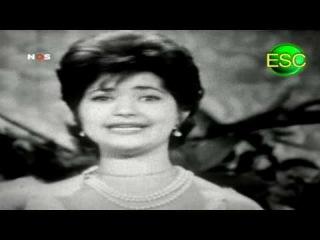 ESC 1961 01 - Spain - Conchita Bautista - Estando Contigo