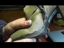 Ремонт обуви как оторвать подошву для монтажа латки