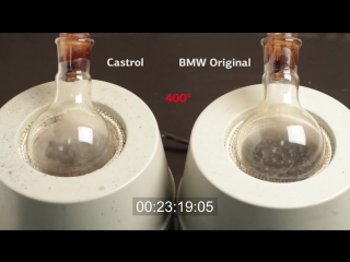 СРАВНЕНИЕ МАСЕЛ Castrol EDGE 5W-30 vs BMW 5W-30