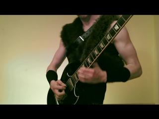 The elder scrolls iii׃ morrowind metal guitar cover