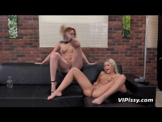 VIPissy - Dido Angel and Eva Berger - Wake Up Honey