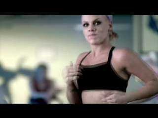 Pink - Stupid Girls | 2006 год | клип [Official Video] HD (P!nk)
