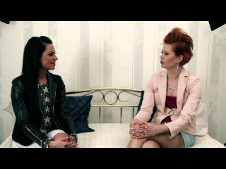 Bravosexy Talk show Lucy De Light - Inga Devil