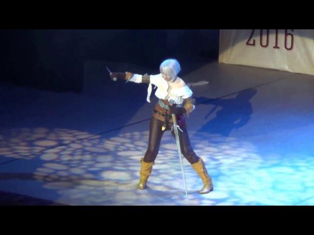 Sawaka Ciri The Witcher 3 Wild Hunt