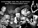Dr Dre BIG Xzibit 2Pac-What The Difference Nick T remix