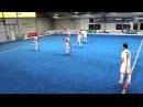 Pep Guardiola FC Barcelona Bayern München Pass Training - Tiki Taka