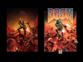 Doom - Donna To The Rescue remake by Andrew Hulshult