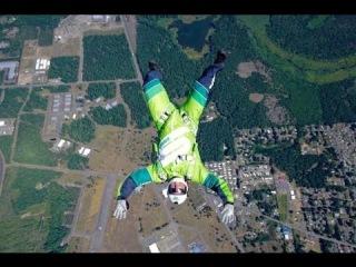 Американец прыгнул без парашюта с высоты 7 тысяч метров и выжил